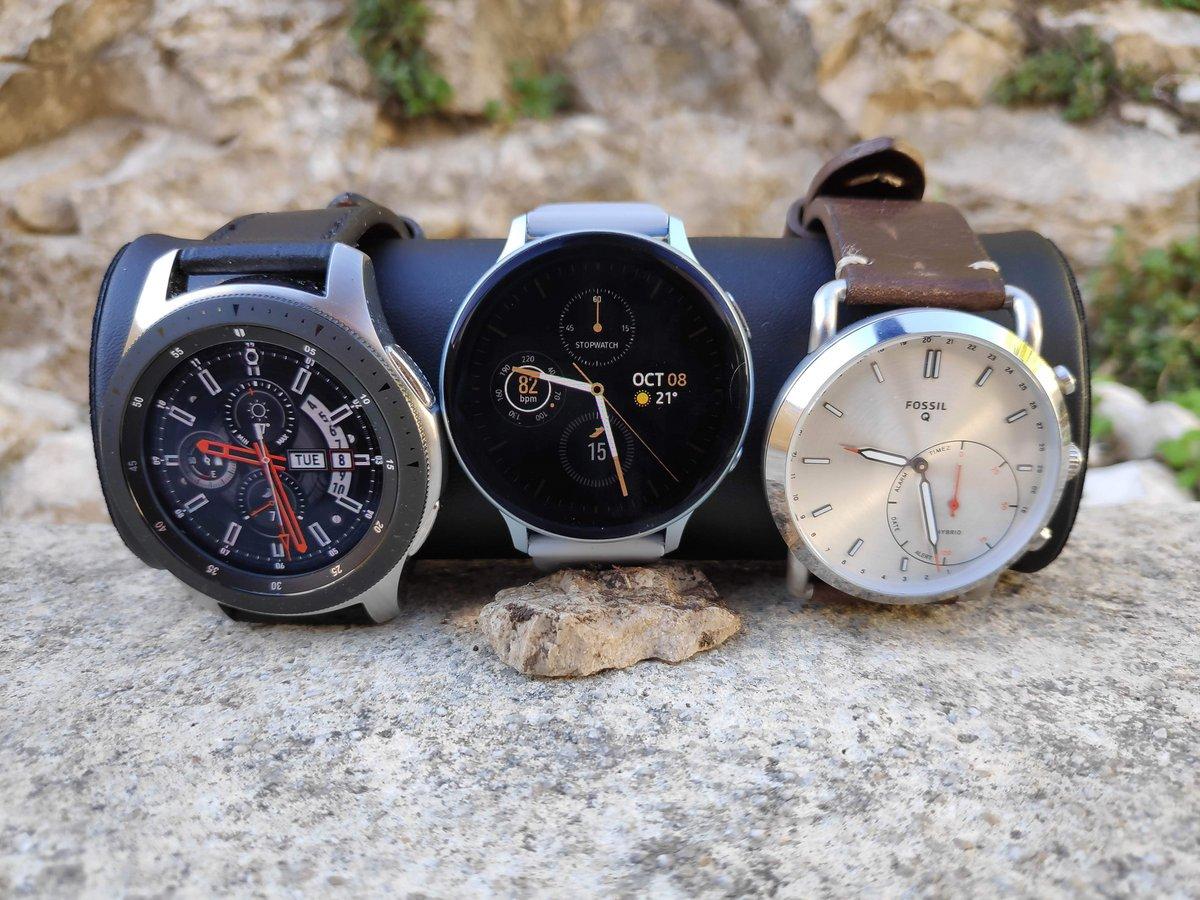 Galaxy Watch Active 2 - Présentation
