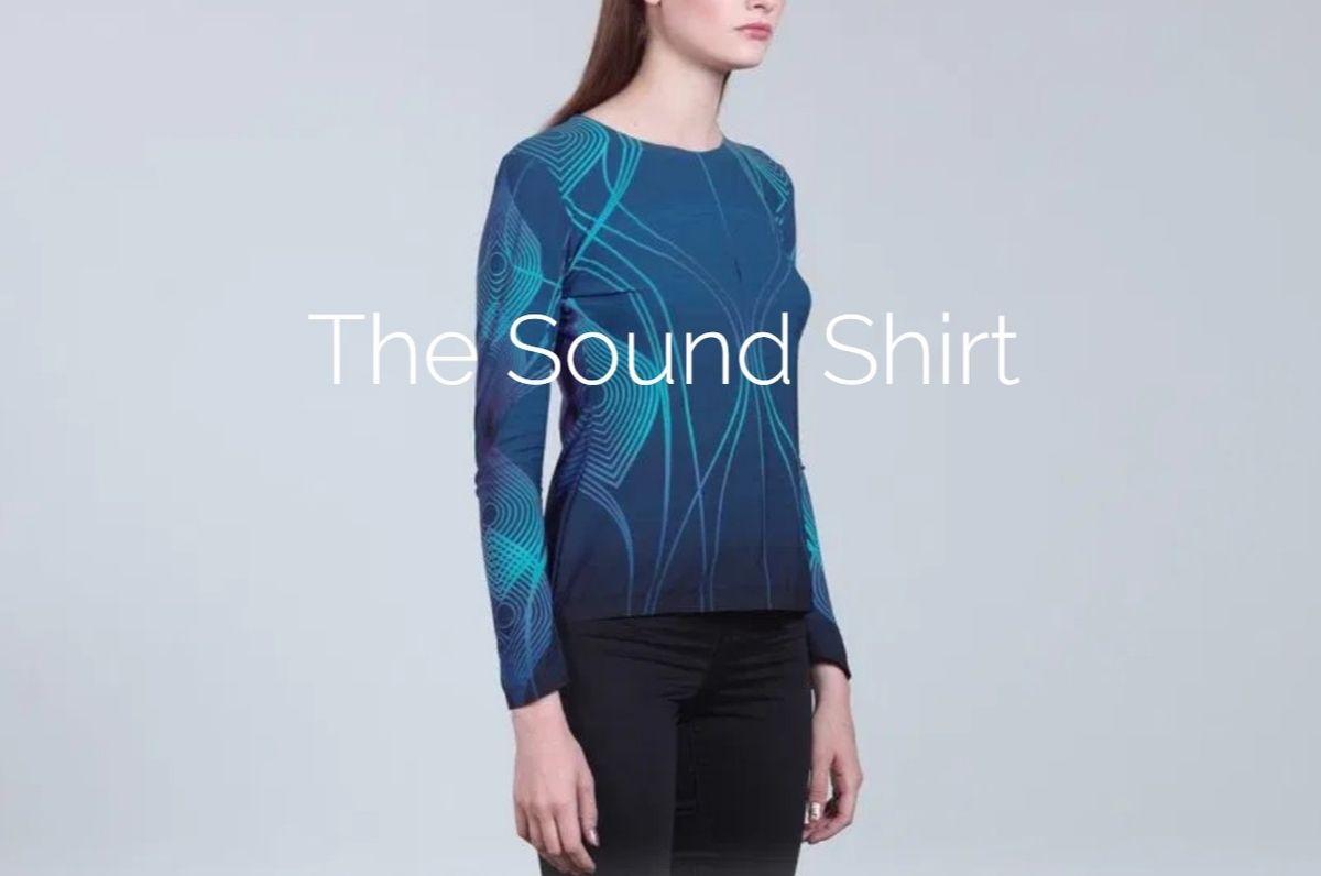 SoundShirt CuteCircuit