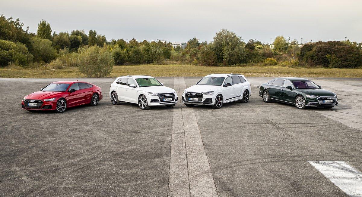 Audi e-tron techday