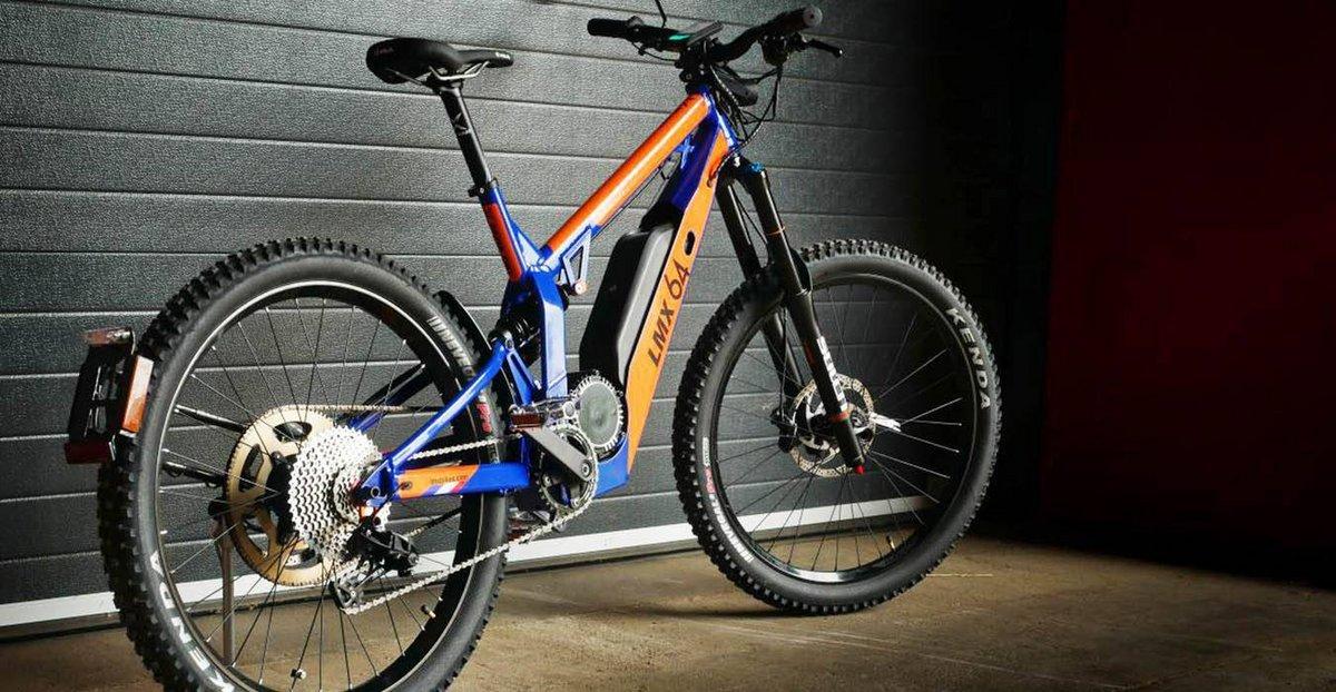 LMX 64H vélo électrique