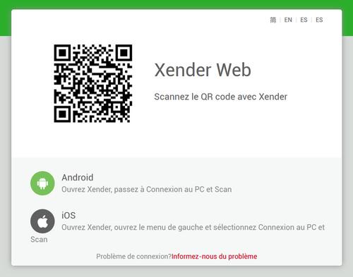 Xender Web