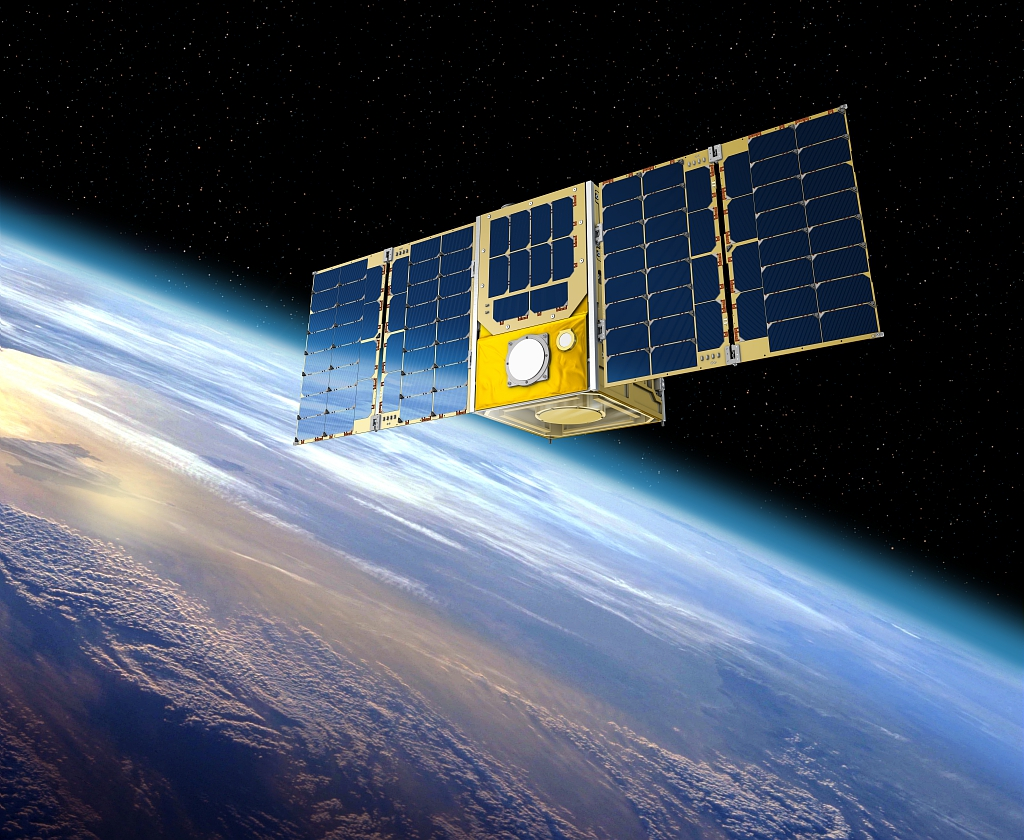 Nanosatellite Angels CNES