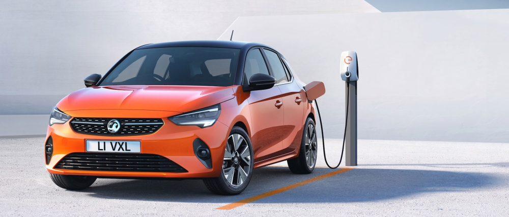 Corsa E électrique Opel 2