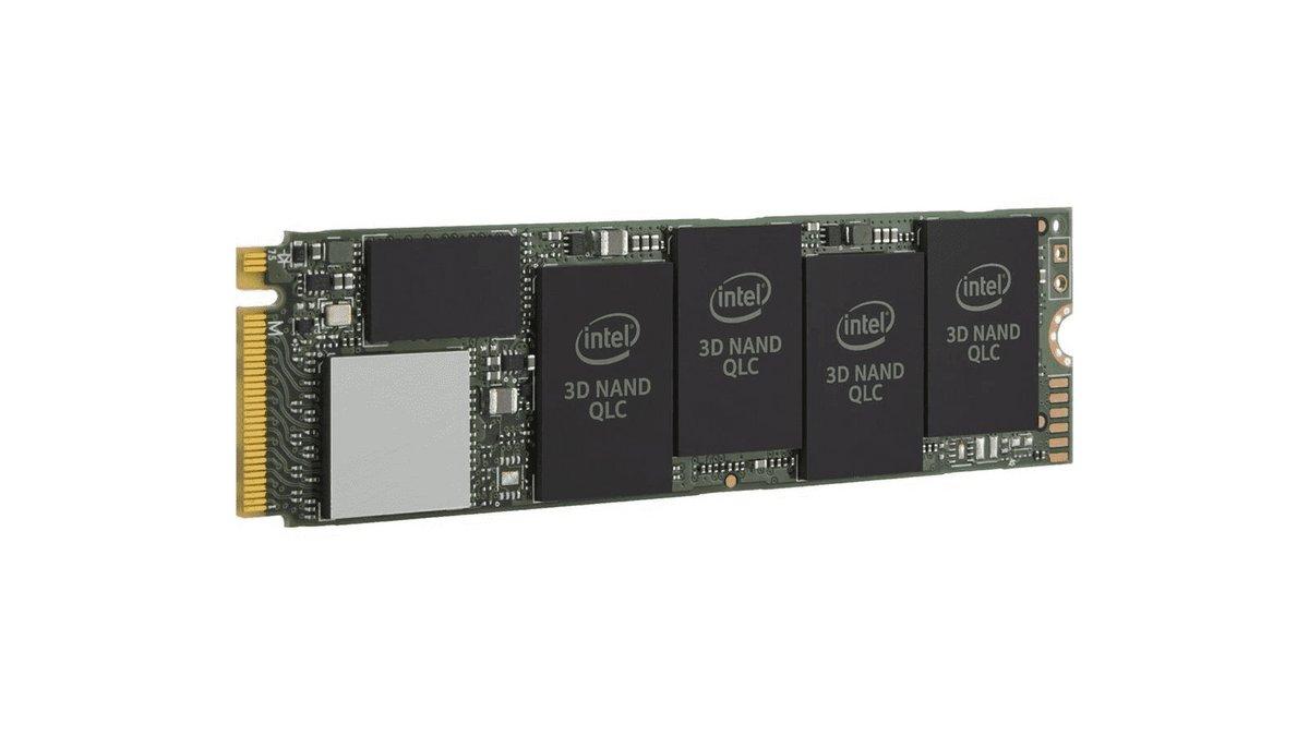 SSD interne Intel 660p M.2