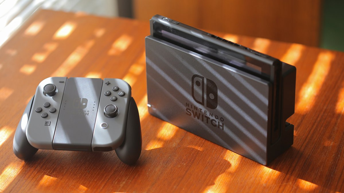 Nintendo Switch 1600x900