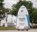 À Los Angeles, un robot policier ignore une femme qui demandait de l'aide