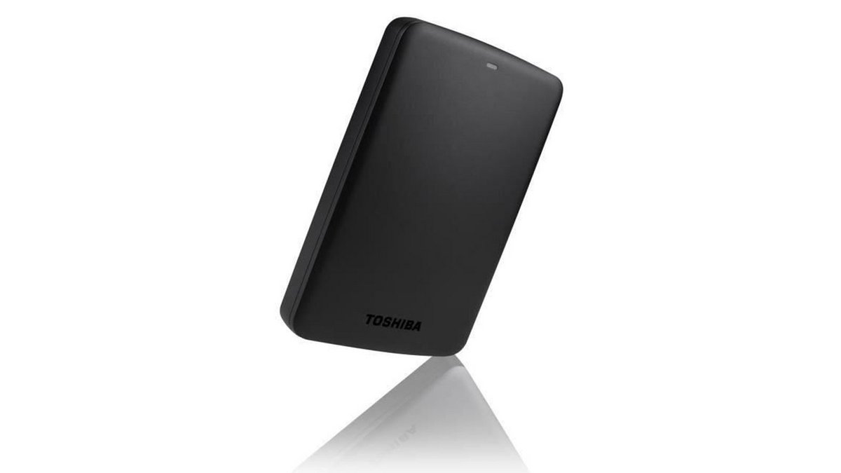 Toshiba Disque Dur CANVIO BASICS 2.5 1TO Noir 1600x900