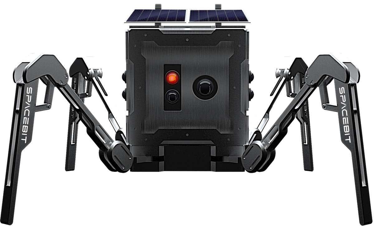 SpaceBit Robot