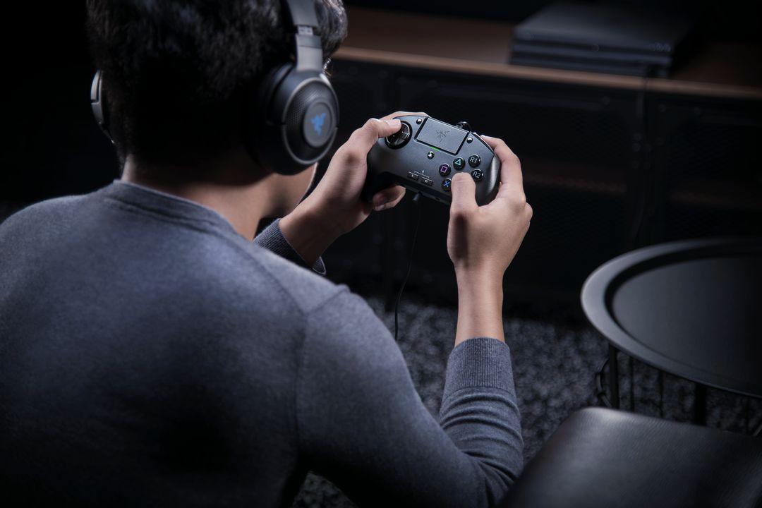 Razer dévoile Raion, une étonnante manette PS4 et PC... inspirée de l'arcade
