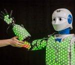 Des chercheurs conçoivent une peau synthétique améliorant les capacités sensorielles des robots