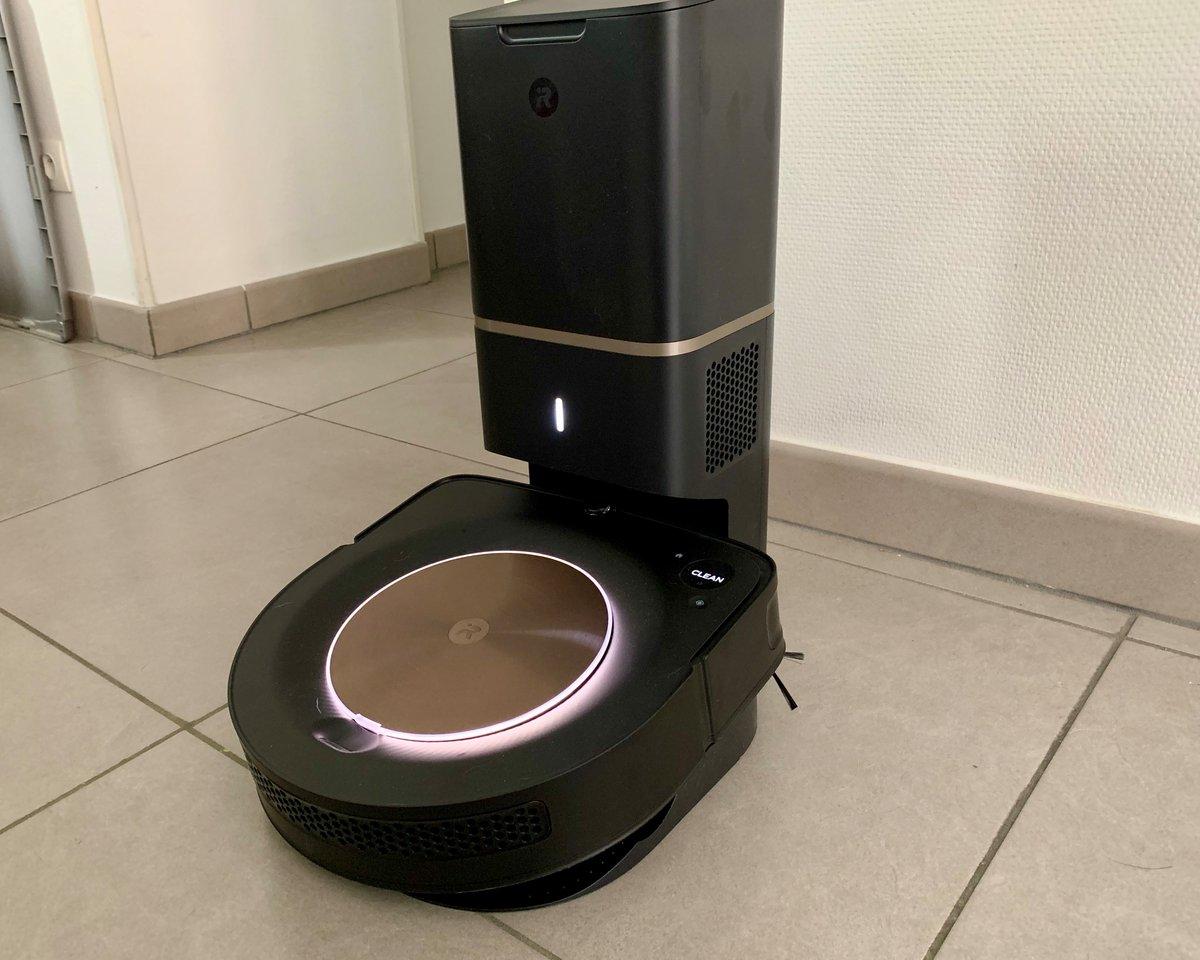 Test Roomba s9+