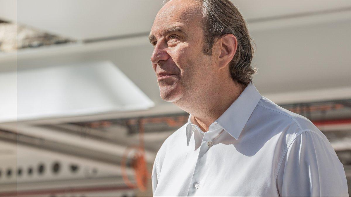 Xavier Niel © Frederic Legrand - COMEO  Shutterstock.com