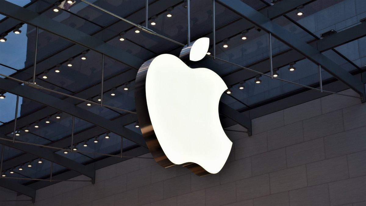 logo-apple-NY.JPG ©Alexandre Boero pour Clubic