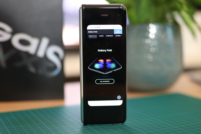 Le Samsung Galaxy Fold 2 pourrait être lancé dès avril 2020