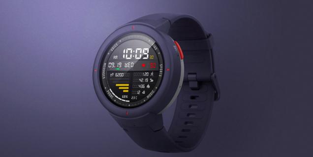 Test de l'Amazfit Verge : la montre connectée sport abordable