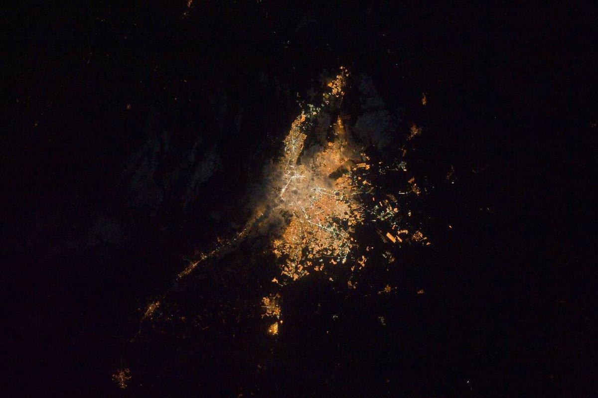 Projet Lost at Night NASA pollution lumineuse