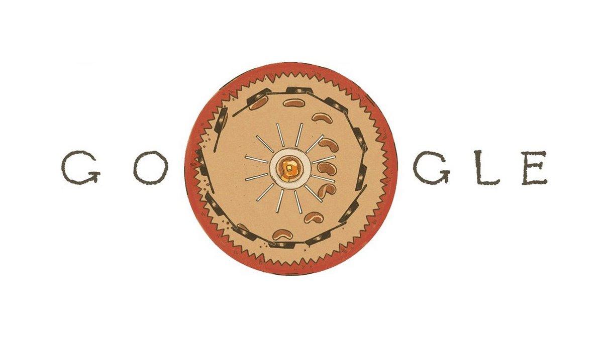 Google Doodle Joseph Plateau