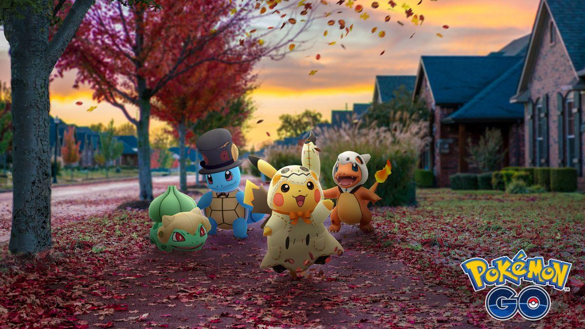 Pokémon GO : un nouvel événement Halloween dès jeudi