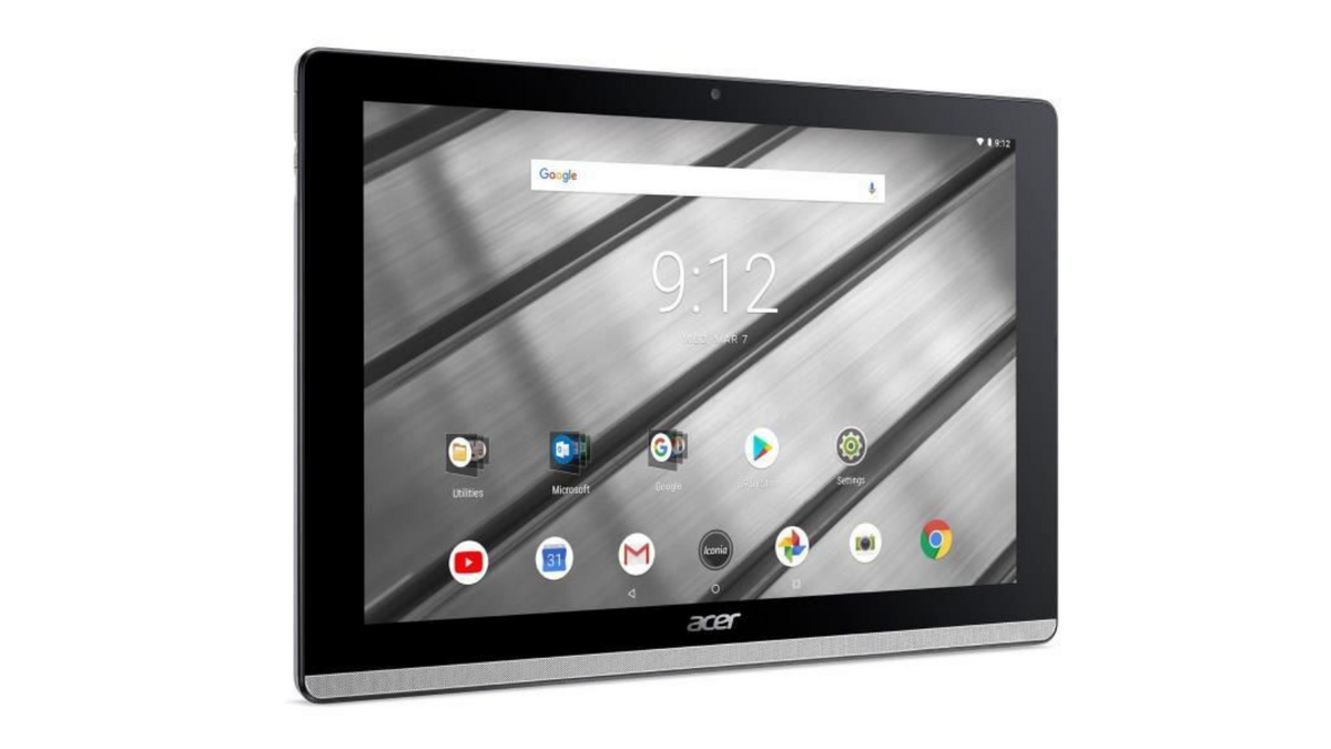tablette tactile Acer Iconia B3-A50FHD-K59P