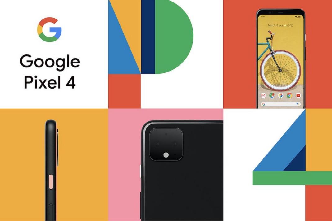Google Pixel 4 et Pixel 4 XL : sortie en France le 24 octobre à partir de 769€