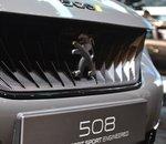 Peugeot confirme un projet de 508 hybride version sportive