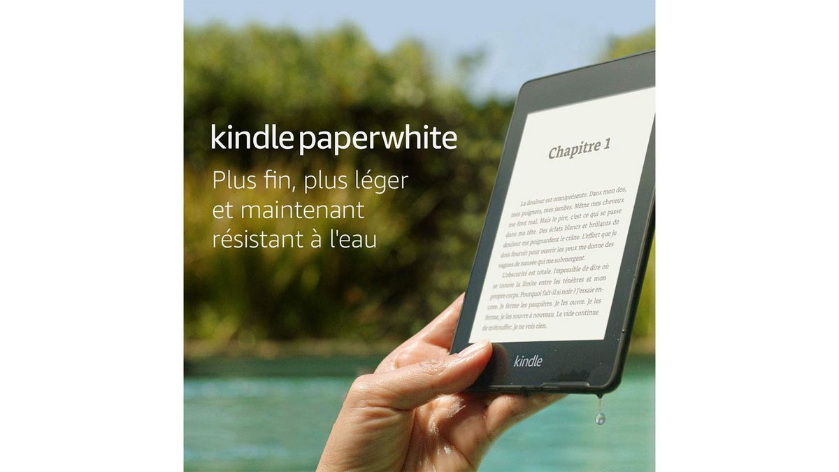 Kindle Paperwhite 1600x900