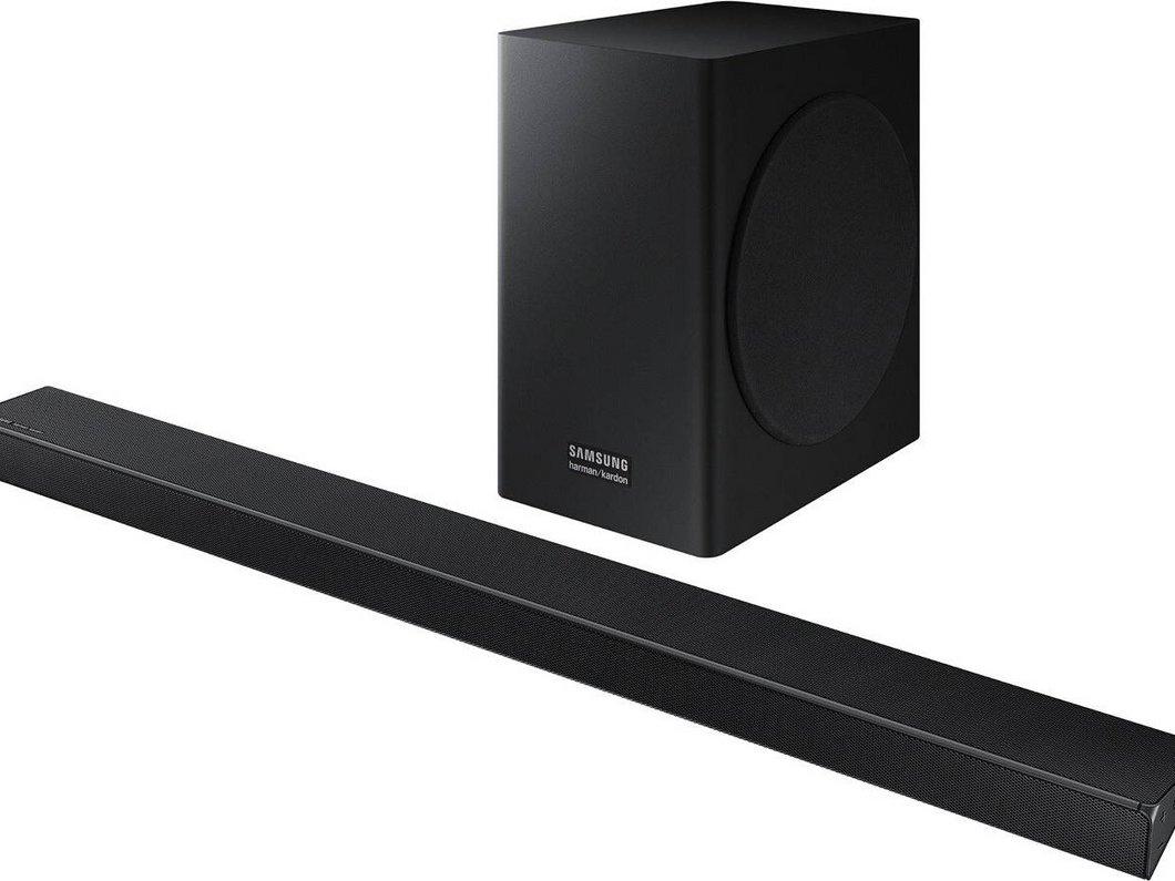 Barre de son Samsung Harman Kardon HW-Q60R 5.1 Noir à 249,99€ au lieu de 499,99€