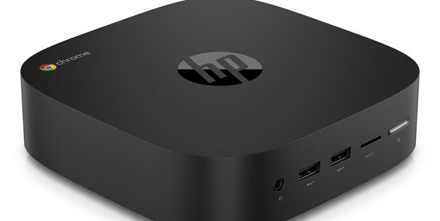 HP lance une Chromebox, mini PC sous Chrome OS, destinée aux entreprises