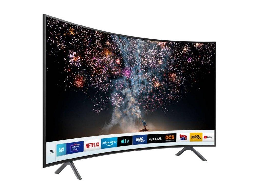 🔥 TV LED Samsung UE49RU7305 incurvée à 449€ au lieu de 699€