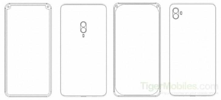 Brevet caméra selfie Xiaomi