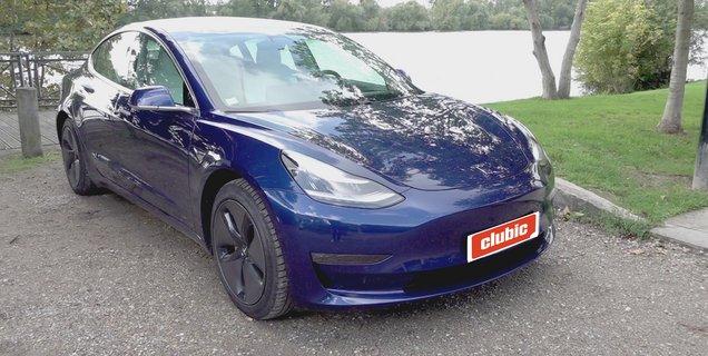 Tesla : On a testé les nouvelles fonctionnalités du firmware V10