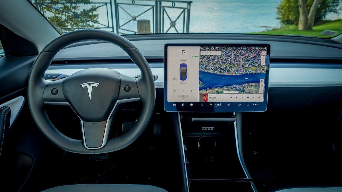 Tesla Model 3 © Tesla Model 3