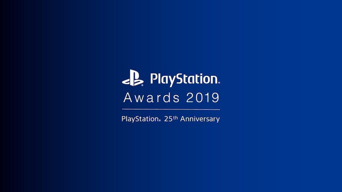 PlayStation Awards 25
