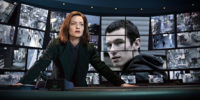 Le veilleur d'écran[s] S01E03 📺 The Capture : fuyez, vous êtes filmés