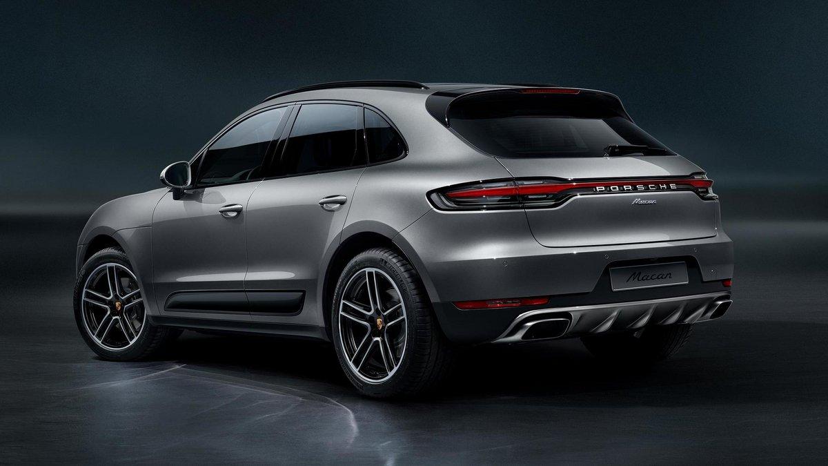 Porsche Macan thermique