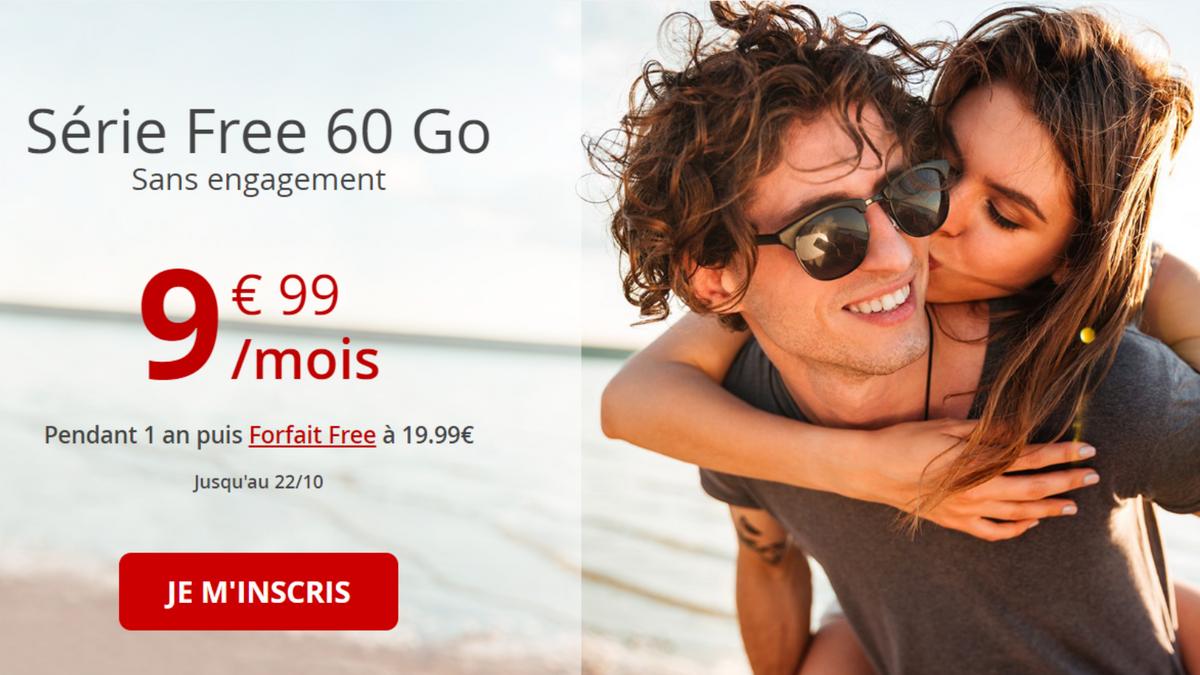 Free 60 Go