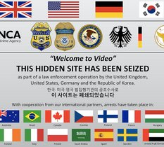 Un important site de contenus pédophiles tombe: 300 arrestations dans 38 pays