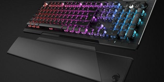 Test Roccat Vulcan 121 AIMO : un clavier gaming qui joue de ses charmes