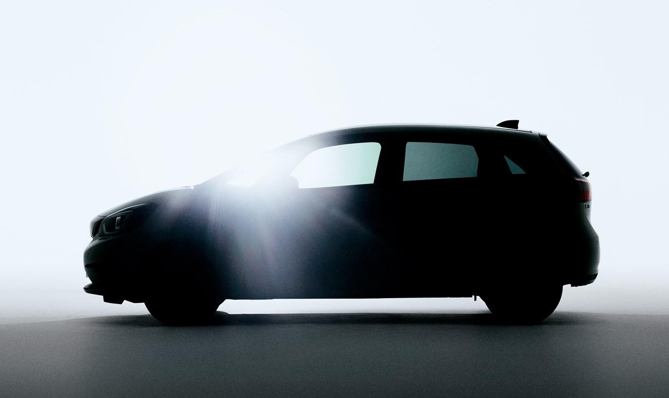 Honda tease son prochain modèle hybride, la Honda Jazz
