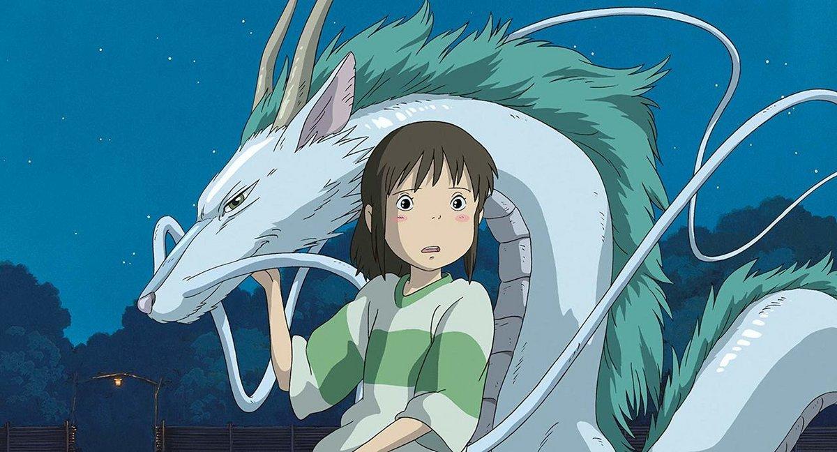 Le Voyage de Chihiro Studio Ghibli
