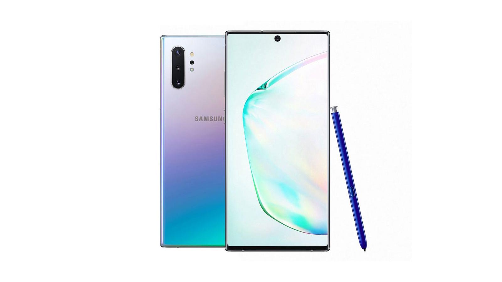 Samsung Galaxy Note10+ 256 Go déjà en promotion à 827,99€