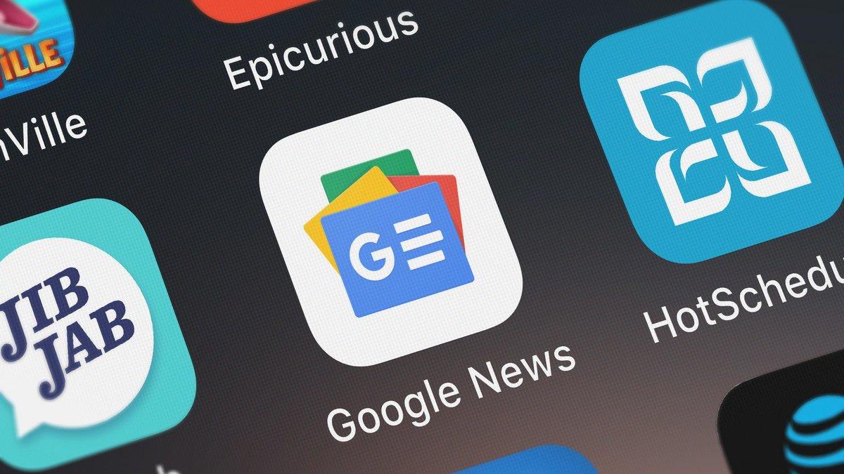 Google News © OpturaDesign / Shutterstock.com