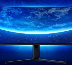 Xiaomi dévoile son Mi Surface Display, un bel écran incurvé 34