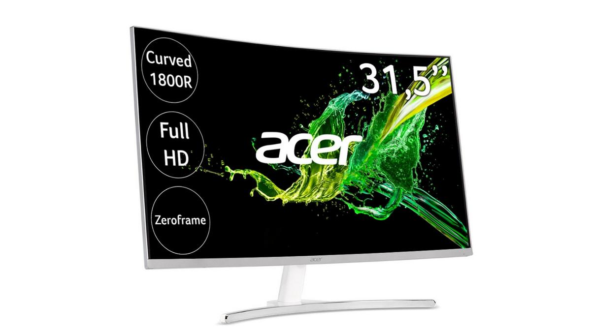 écran de PC Acer ED322QAWMIDX