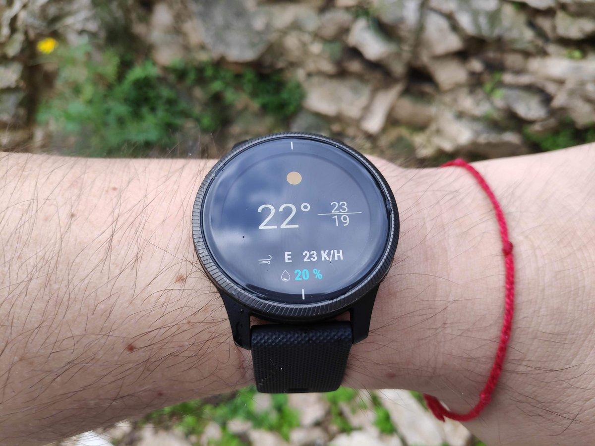 Test Garmin Venu : la montre connectée sport pour le grand