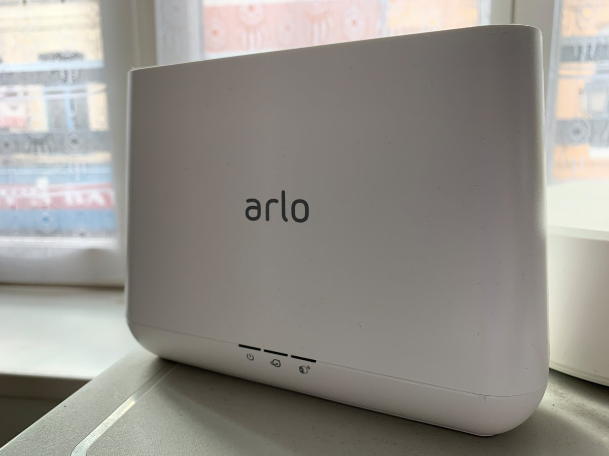 Test Arlo Pro 2