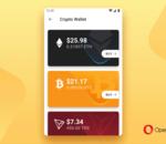 Le navigateur Opera va embarquer nativement la possibilité de payer en bitcoins sur Android