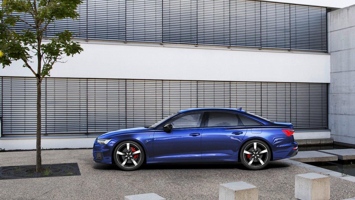 Audi A6 hybride