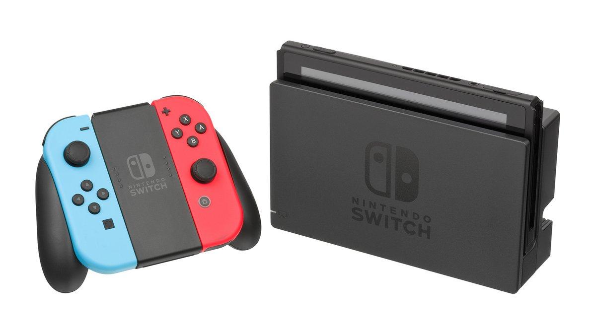 nintendo switch 1600