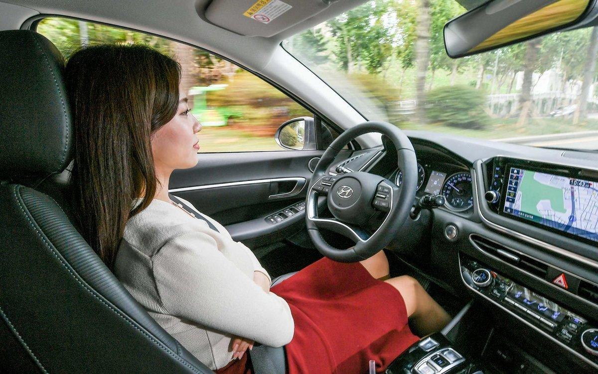 Conduite autonome Hyundai